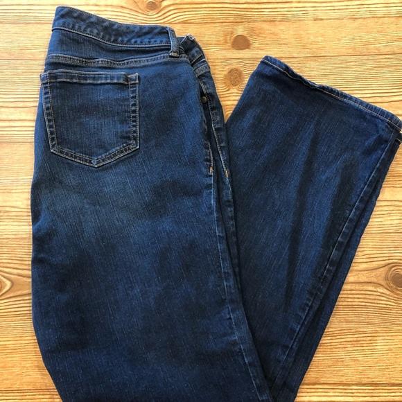 18R Torrid relaxed boot denim jeans